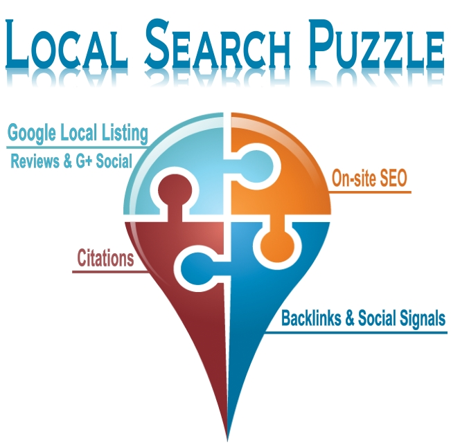 Local Search Puzzle