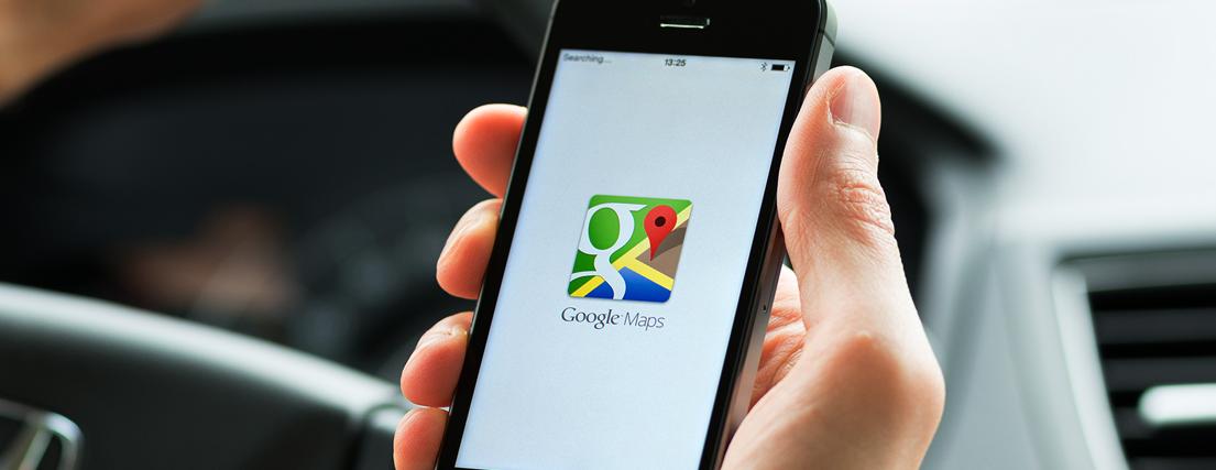 Google profile in local search