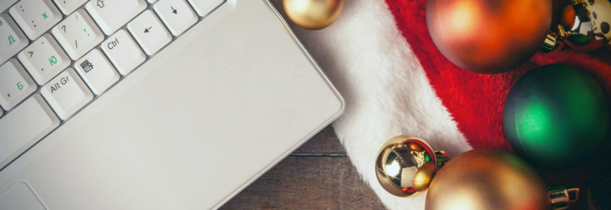 Holiday budget for online marketing