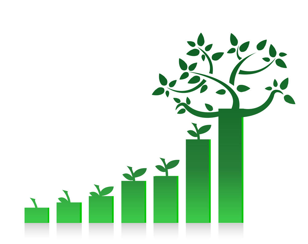 Prospect Genius' Grow As You Go Illustration of progressively growing trees