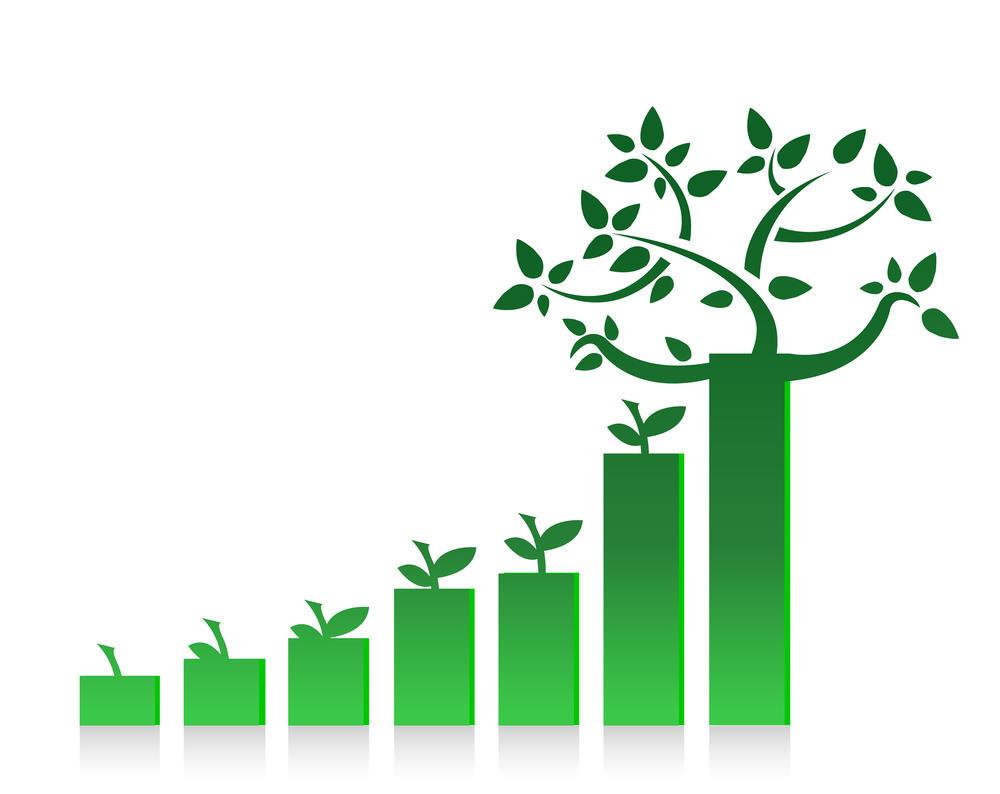 Prospect Genius' Grow As You Go Illustration of progressively growing trees